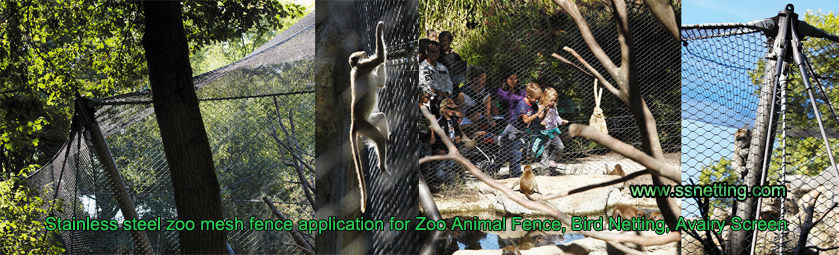 Animal Fence Enclosures Netting advantages