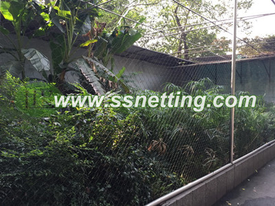 animal cage fence, animal enclosure, bird cage netting, aviary netting