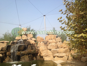 Outdoor Aviary Park Netting Case