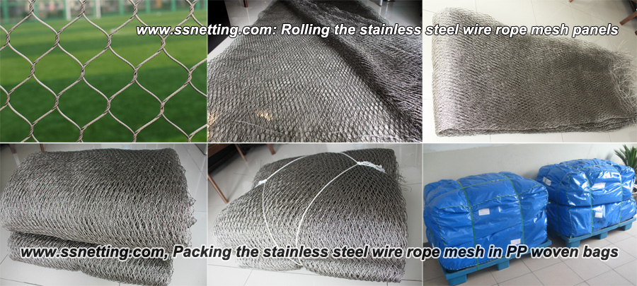 Professional manufacturer of zoo wire mesh