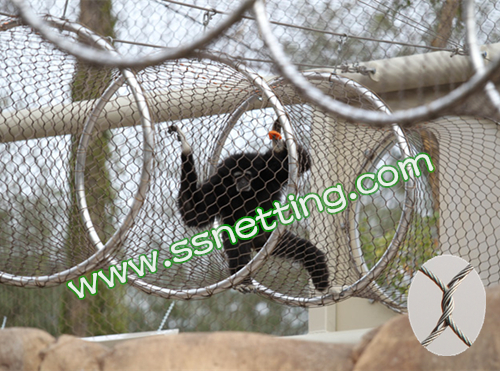 flexible netting for animal cage, animal enclosure netting, animal fencing suppliers