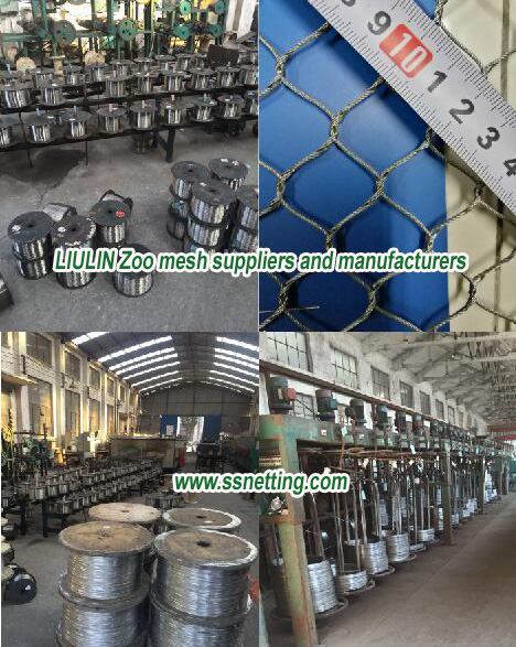 LIULIN Zoo mesh suppliers and manufacturers