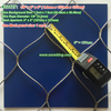 "Stainless Wire Netting 1/8"", 5"" X 5"", ( 3.2mm, 127mm X 127mm)"