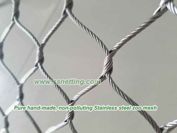 "Stainless Steel Metal Mesh 5/64"", 5"" X 5"", ( 2.0mm, 127mm X 127mm)"