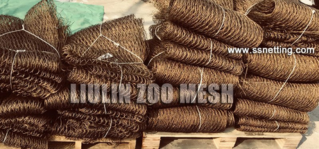Bronze color stainless steel wire rope mesh.jpg