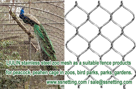LIULIN stainless steel zoo mesh as a suitable fence products.jpg