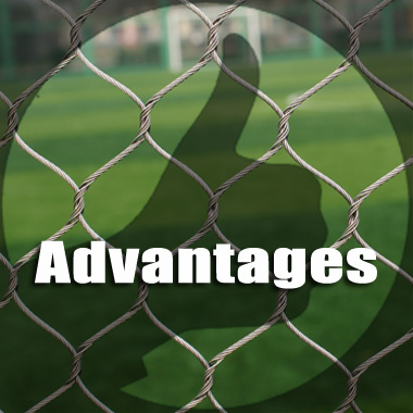 stainless steel zoo mesh advantages